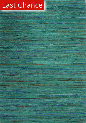 Rugstudio Sample Sale 159182R Green Area Rug