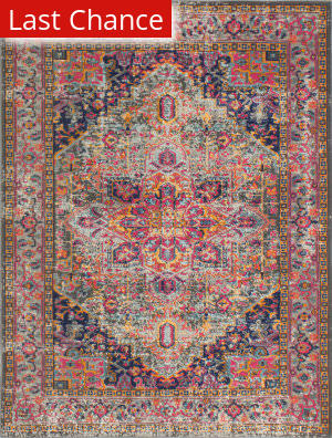 Rugstudio Sample Sale 175724R Grey Area Rug