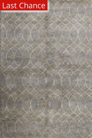 Rugstudio Sample Sale 127738R Grey Area Rug
