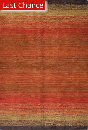 Rugstudio Sample Sale 127665R Red Area Rug