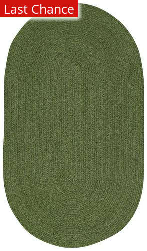 Rugstudio Sample Sale 43840R Deep Green Area Rug