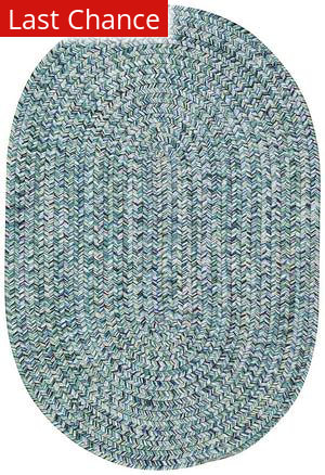 Rugstudio Sample Sale 43990R Blue Area Rug