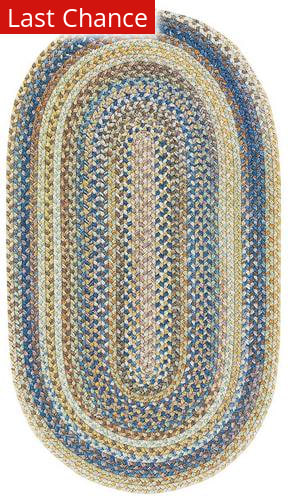 Rugstudio Sample Sale 43804R Light Blue Area Rug