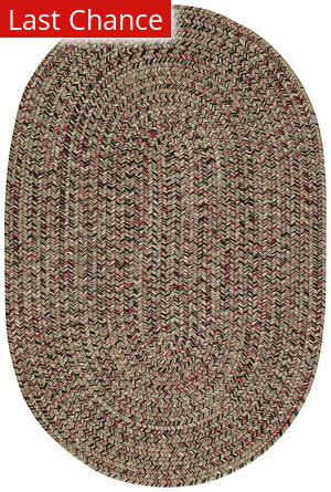Capel Mill Creek 43858 Olive Area Rug