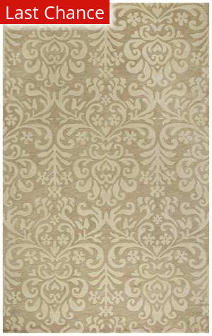 Rugstudio Sample Sale 43817R Cream Area Rug