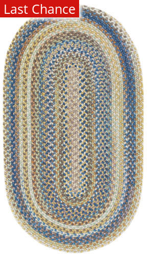 Rugstudio Sample Sale 168924R Light Blue Area Rug
