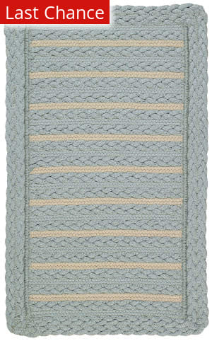 Rugstudio Sample Sale 168567R Blue Area Rug