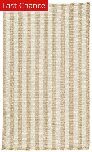 Rugstudio Sample Sale 43901R Tan/White Area Rug