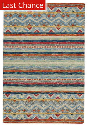 Rugstudio Sample Sale 180462R Multitone Area Rug