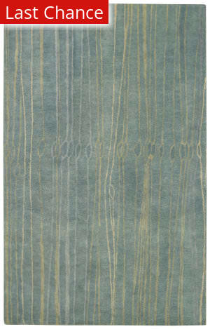 Rugstudio Sample Sale 168705R China Blue Area Rug