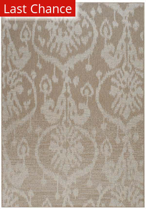 Rugstudio Sample Sale 80988R Tan Area Rug