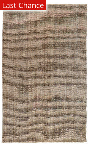 Rugstudio Sample Sale 156729R Soft Sand - Rich Gray Area Rug