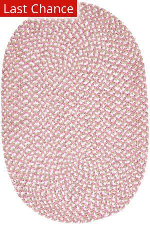 Rugstudio Sample Sale 160393R Pink Area Rug