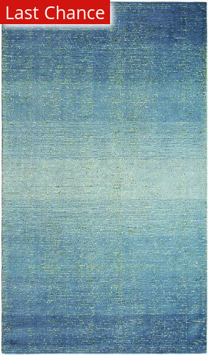 Rugstudio Sample Sale 158122R Blue Area Rug