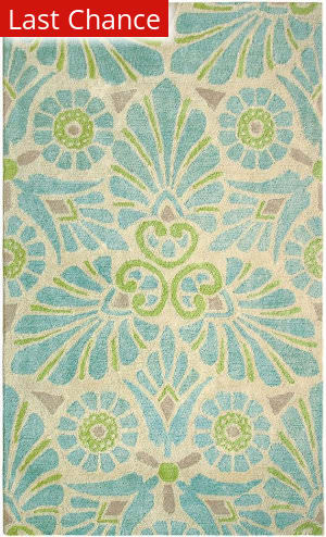 Rugstudio Sample Sale 158097R Lake Area Rug