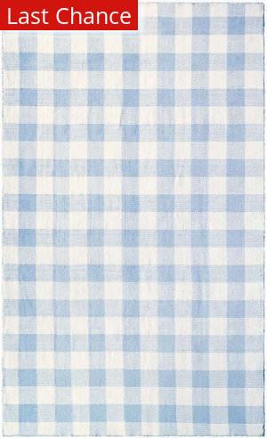 Rugstudio Sample Sale 158035R Blue Mist Area Rug