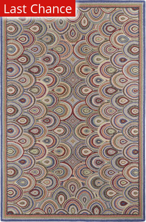 Rugstudio Sample Sale 193821R Multi Area Rug
