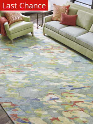 Rugstudio Sample Sale 158116R Multi Area Rug