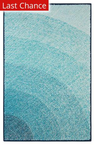 Rugstudio Sample Sale 180290R Blue Area Rug