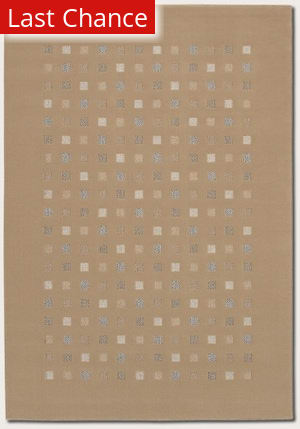 Couristan South Beach 1076/0002 Sahara Tan Area Rug