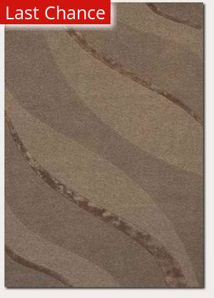 Rugstudio Sample Sale 23797R Taupe Area Rug