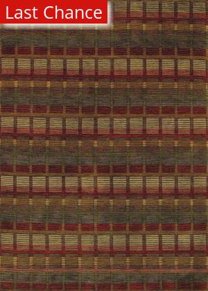 Rugstudio Sample Sale 173232R Multi Color Area Rug
