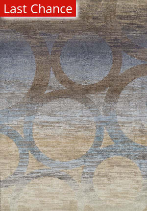 Rugstudio Sample Sale 165906R Chocolate Area Rug