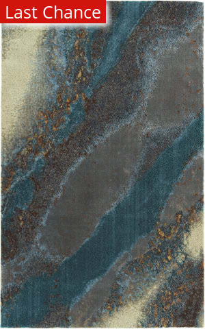 Rugstudio Sample Sale 205224R Moonstruck Area Rug