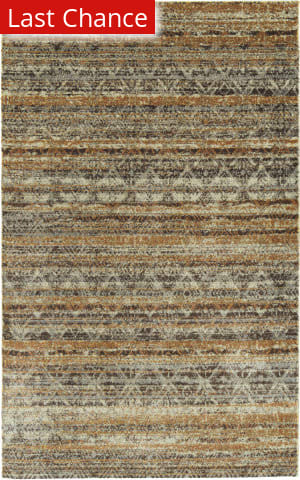 Rugstudio Sample Sale 205234R Bronze Area Rug