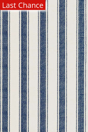 Rugstudio Sample Sale 56166R Awning Stripe Area Rug