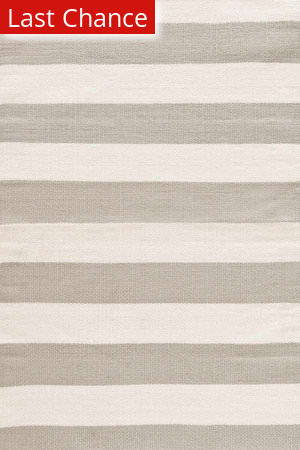 Rugstudio Sample Sale 64407R Platinum/Ivory Area Rug