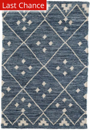 Rugstudio Sample Sale 175903R Indigo Area Rug