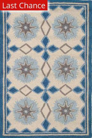 Rugstudio Sample Sale 56231R Star Area Rug