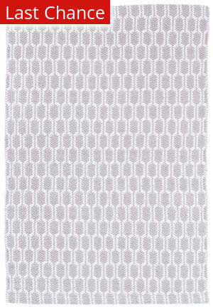 Dash And Albert Terra Woven Dove Grey Area Rug
