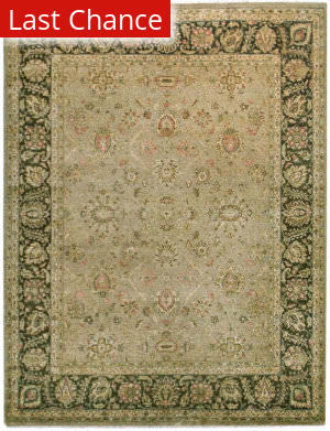 Rugstudio Sample Sale 168066R Taupe - Chestnut Area Rug