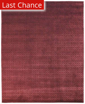 Rugstudio Sample Sale 168109R Plum Area Rug
