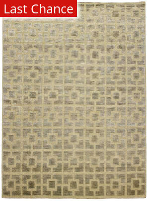 Rugstudio Sample Sale 168157R Ice Area Rug