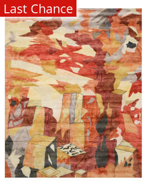 Rugstudio Sample Sale 143964R Multi Area Rug
