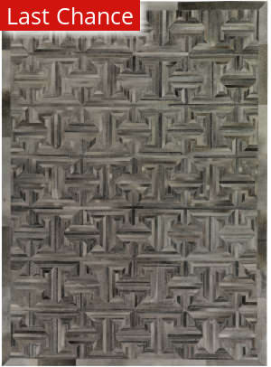 Rugstudio Sample Sale 190853R Gray - Brown Area Rug