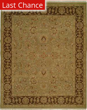 Rugstudio Sample Sale 41523R Green Area Rug