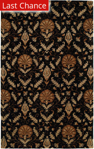 Rugstudio Sample Sale 64295R Onyx Area Rug