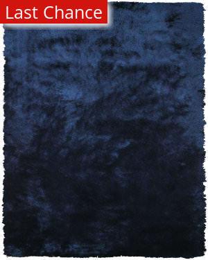 Rugstudio Sample Sale 184932R Dark Blue Area Rug