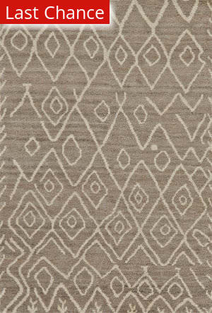 Rugstudio Sample Sale 99764R Natural / Graphite Area Rug