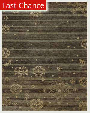 Rugstudio Treasures 27729 Soil Area Rug