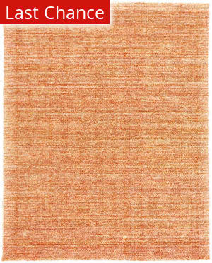 Rugstudio Sample Sale 184745R Tangerine Area Rug