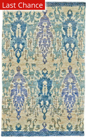 Rugstudio Sample Sale 185078R Cornflower Area Rug