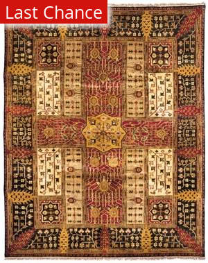 Famous Maker Rock 44641 Multi Area Rug