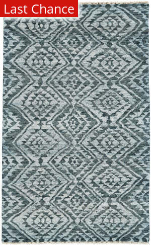 Rugstudio Sample Sale 185079R Graphite Area Rug