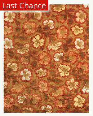 Rugstudio Josh 21686 Chocolate Cherry Area Rug