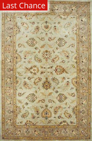 Rugstudio Famous Maker 39985 Fawn-Taupe Area Rug